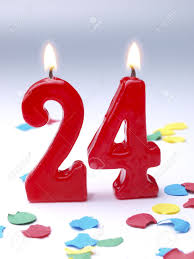 24 candle