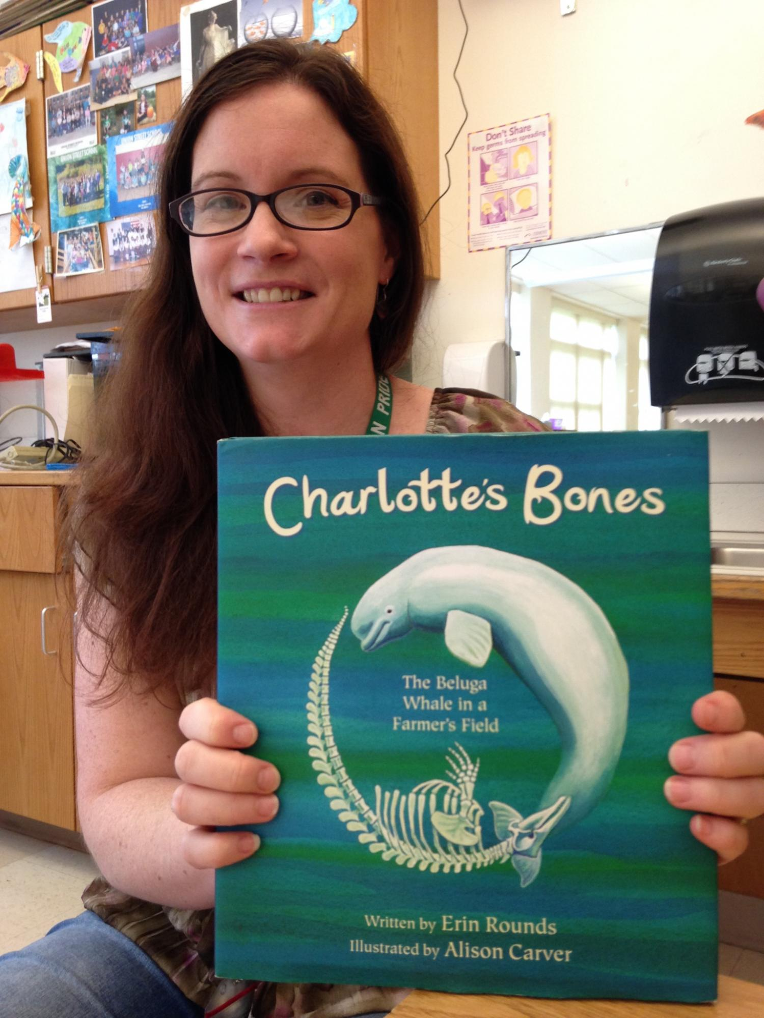 Norwich bookstore invited to our educators reception beginning at 330 pm and featuring a presentation by author erin rounds of her new book charlottes bones at 415 fandeluxe Image collections