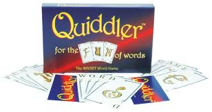 Quiddler: for the fun of words