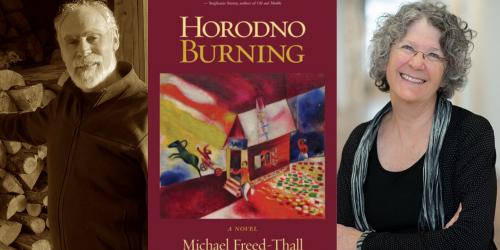 Horodno Burning, by Michael Freed-Thall - Wednesday, November 10 at 7pm