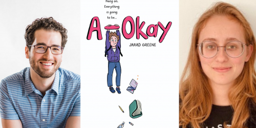 A-Okay, by Jarad Greene - Thursday, November 4 at 7pm ET!