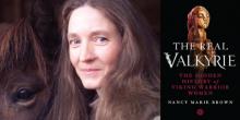 Author Nancy Marie Brown